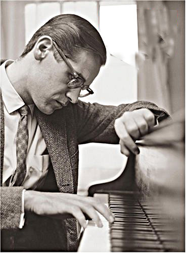 bill evans photo picture