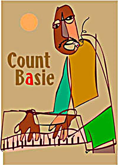 Count Basie Fine Art Print
