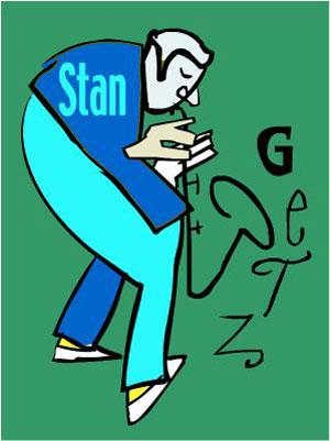 stan getz art