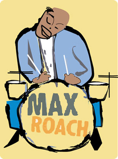 max roach fine art print