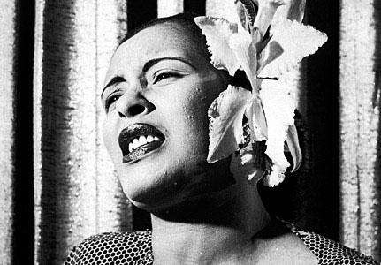 billie holiday photo picture