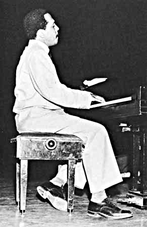 bud powell photograph picture