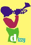 Dizzy Gillespie Fine Art Print