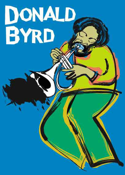 donald byrd fine art print