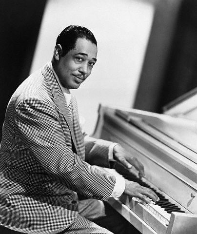 duke ellington photograph