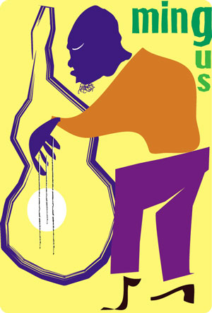 charles mingus artwork