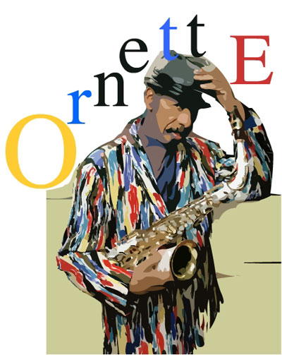 ornette coleman painting