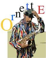 Ornette Coleman Fine Art Print