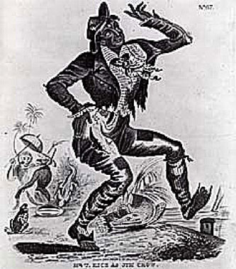 plantation slave dance