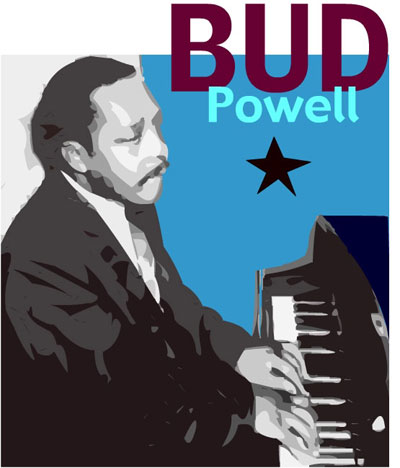 bud powell Fine Art Print