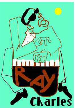 ray charles art