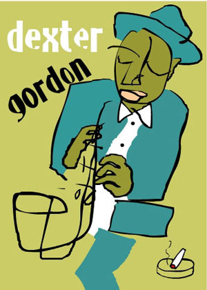 dexter gordon artwork