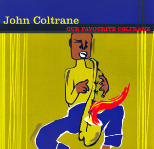 coltrane music cd