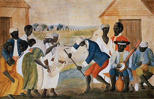 plantation  dance