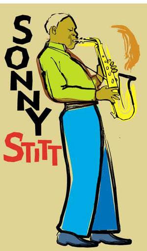 sonny stitt artwork